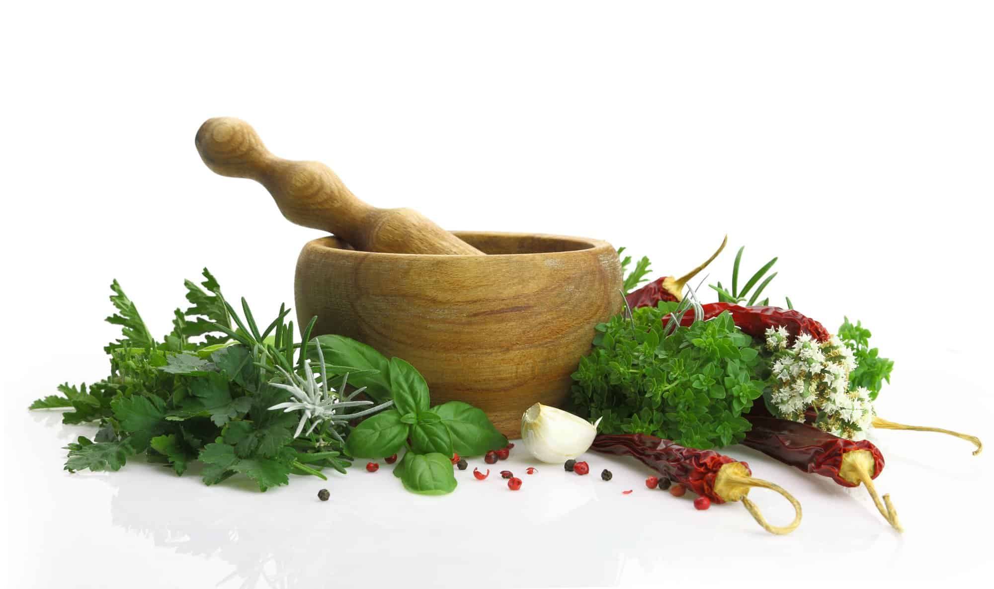 The Complete Guide to Using Herbs for Weight Loss